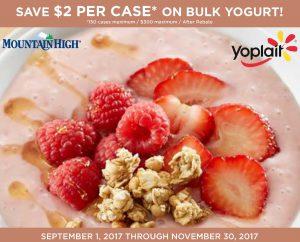 Yoplait Bulk Yogurt Rebate Sept - Nov 2017_Page_1