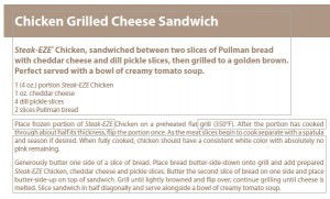 ADV GRILLED CHEESE