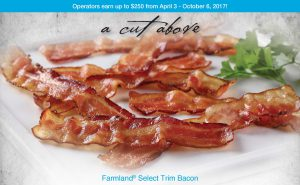 Bacon Select Trim Info and Rebate
